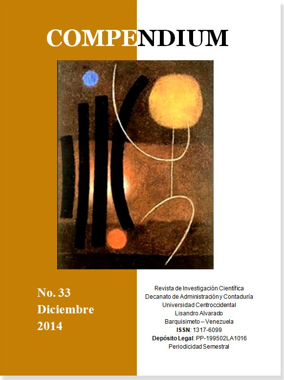 Vol. 17 Núm. 33 (2014)