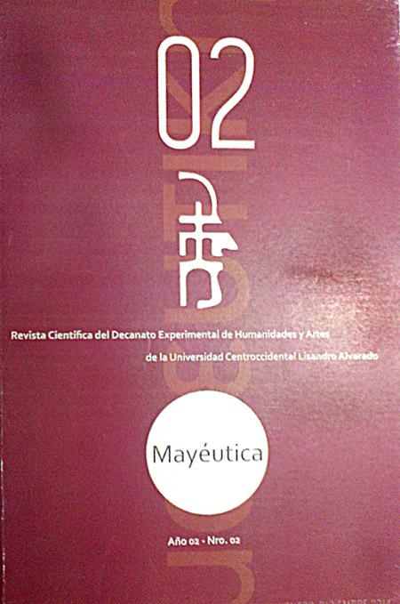 Mayéutica Revista Científica de Humanidades y Artes. Volumen 2