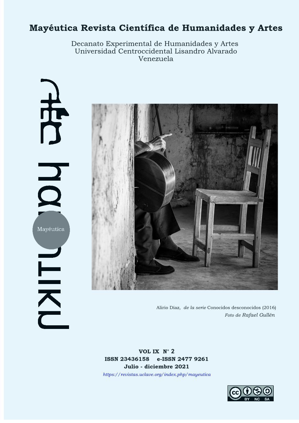 Mayéutica Revista Científica de Humanidades y Artes
