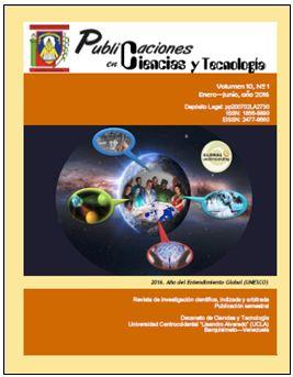 2016 Vol 10 nro 1