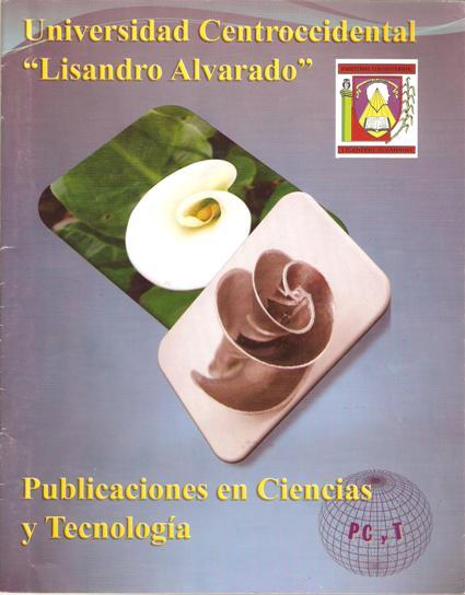 Publicaciones en Ciencias y Tecnologia Vol 4 nro 1 año 2010