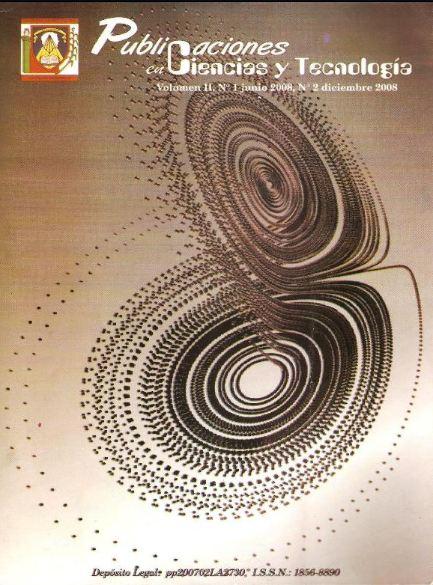 Publicaciones en Ciencias y Tecnología Vol 2 Nro 2 2008