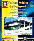Boletín Médico de Postgrado