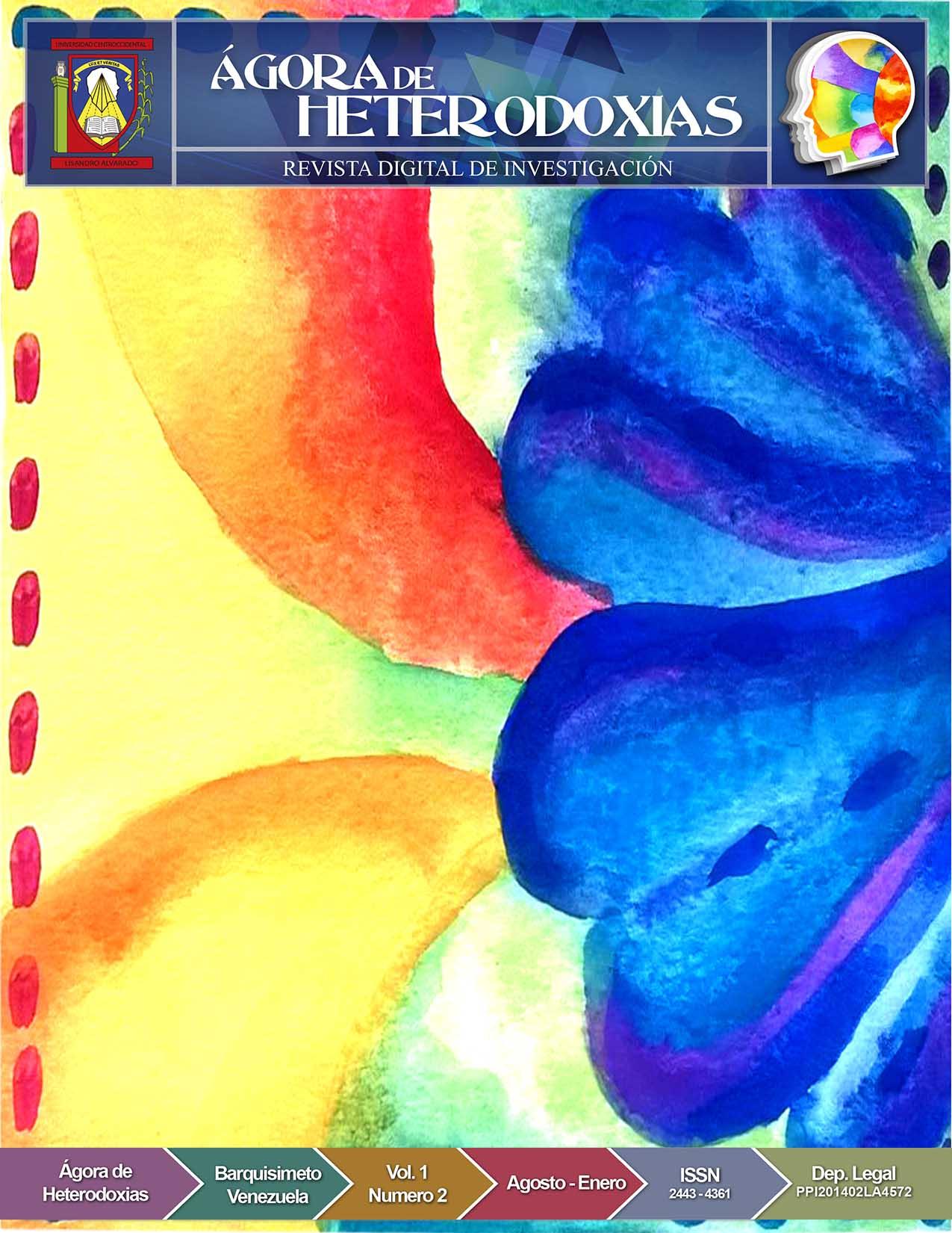 Volumen 1, Número 2, Ágora de Heterodoxias